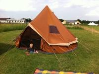 Bell Tent/Summer Play Tent