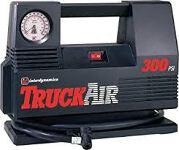 12V/300 PSI tire air compressor