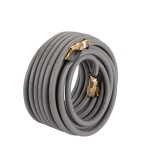 1/4-in 50-ft Rubber Air Hose
