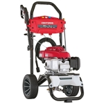 Gas Pressure Washer 3200-PSI 2.4-GPM Cold Water