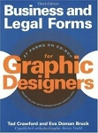 """Business and Legal Forms for Graphic Designers"""