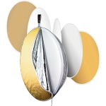 Photoflex MultiDisc Circular Reflector, 5 Surfaces, 42""