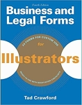 """Business and Legal Forms for Illustrators"""