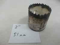 Emporte-pièce - 51 mm- localisé dans l'atelier bois