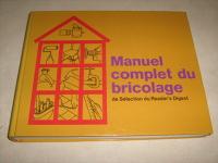 Manuel complet du bricolage