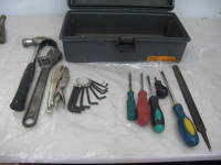cofres et outils 10 outils