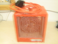Chaufrette 220v 4800 watts