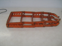 Aide à la traction pliable en acier (x2) - traction aid