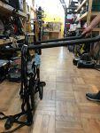 Support à vélo pour hayon de voiture