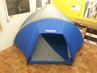 Tente camping Eureka!