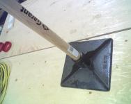 Compacteur manuel de sol