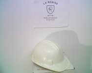 Casque de contruction