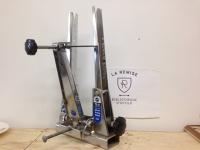 Support de centrage de roue de vélo