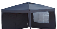 Pop up black Gazebo #1