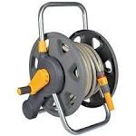 Freestanding Hose reel & hose