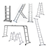 Multi Purpose Folding Aluminium Ladder