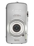 Canon Compact Digital Camera (12.1 MP)