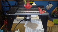 Router Table 585