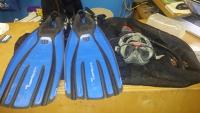 Snorkelling Gear Set