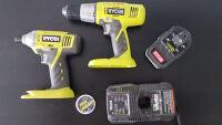Cordless Drill & Driver Kit 2306