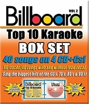 Top 10 Karaoke Box Set Vol 2