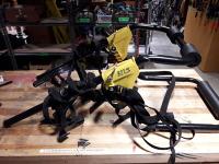 Saris Sentinel 3 bike car rack