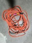 50' Orange Extension Cord