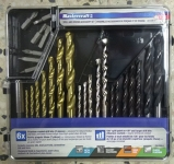 Drill and Driving Accessory Set (27 pcs)