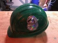 Helmet Green