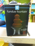 The Fundue Fountain (Chocolate Fountain)