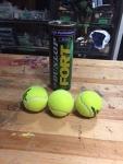 Dunlop Tennis Balls (3-pack)