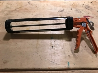 Caulk Gun 800 ml
