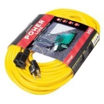 Heavy duty extension cord 30m 16/3