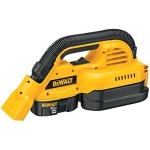 1/2gal Cordless Vacuum