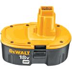 18v drill battery Dewalt