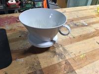 Pourover coffee maker