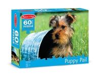 60 Piece Puppy Pail Puzzle