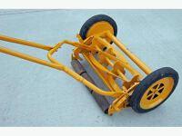 Lawn Mower yellow