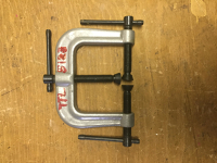 3 way edging clamp