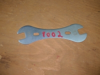 Cone wrench, 13-14mm