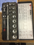 Standard Socket Set 1/2""