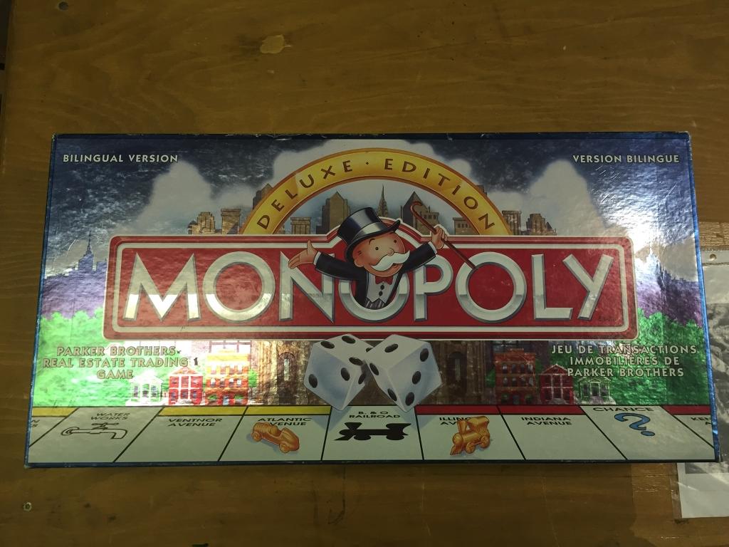 Drake gifted custom version of monopoly game during toronto tour.