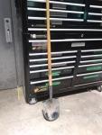 long handle shovel