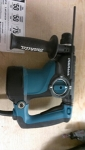 """1 1/8"""" SDS Rotary Hammer Drill"""