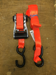 Smart Straps Ratchet Tiedowns