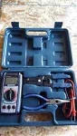Electrical kit - Multi-meter and stripper