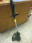 "14"" Yardworks String Trimmer"