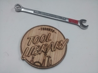 "7/16"" Combination Wrench"