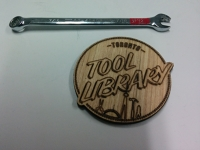 """7/16"""" Combination Wrench"""