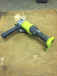 "4.5"" Angle Grinder Cordless"